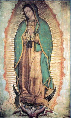 Our Lady of Guadalupe (Nuestra Se�ora de Guadalupe)