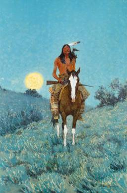 Outlier - Frederic Remington