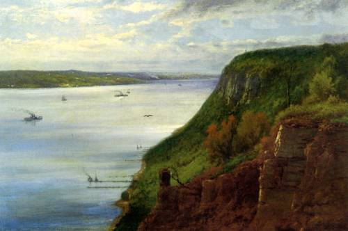 Palisaides - George Inness