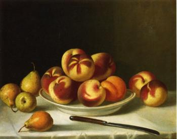 Peaches and Pears - John F Francis