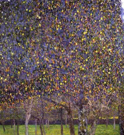 Pear Tree - Gustav Klimt