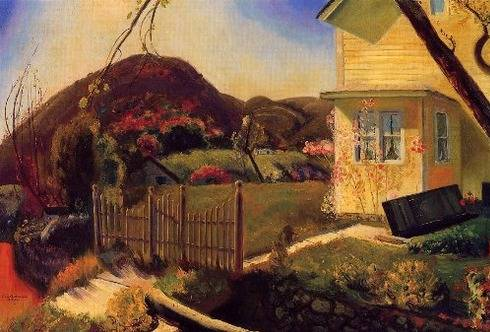 Picket Fence - George Bellows