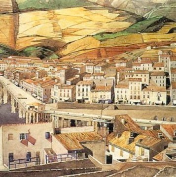 Port Vendres, La Ville - Charles Mackintosh