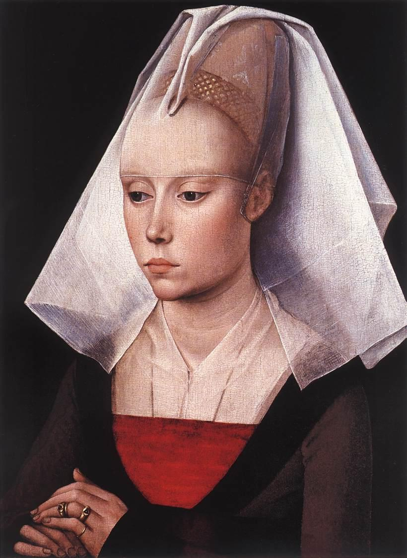 Portrait of a Woman - Rogier van der Weyden