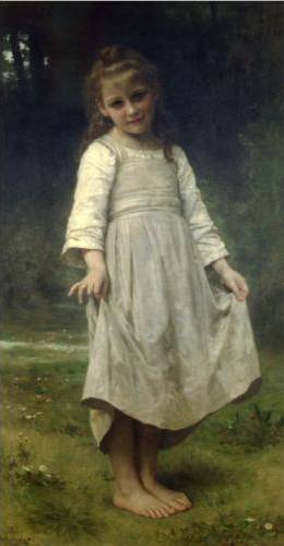 Reverence - William Adolphe Bouguereau