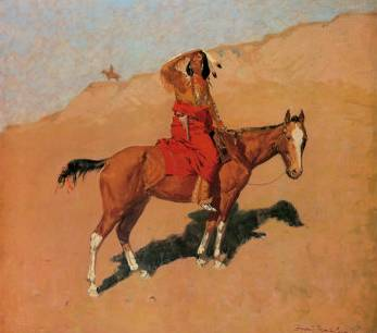 Scout - Frederic Remington