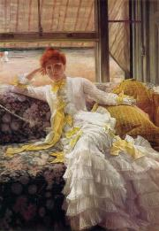 Seaside - James Tissot