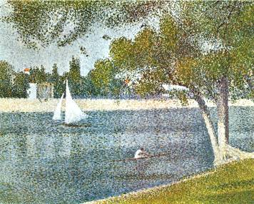 Georges Seurat Gallery - Oil Painting Reproductions