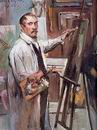 Self Portrait - Lovis Corinth