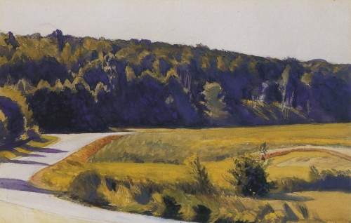 Shore Acres - Edward Hopper