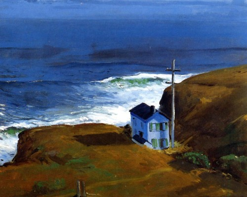 Shore House - George Bellows