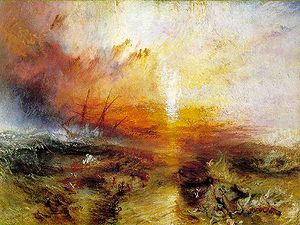 Slave Ship - Joseph Mallord William Turner