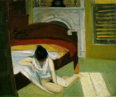 Summer Interior - Edward Hopper