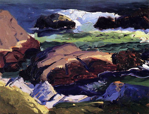 Sun Glow - George Bellows