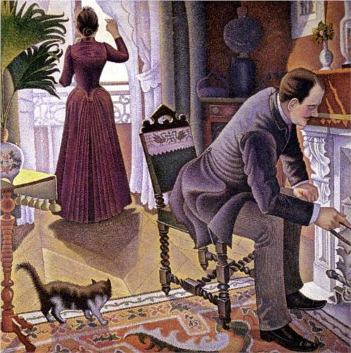 Sunday - Paul Signac