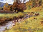 Tennessee Scene - Theodore Clement Steele