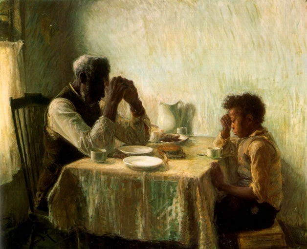 Thankful Poor - Henry Ossawa Tanner