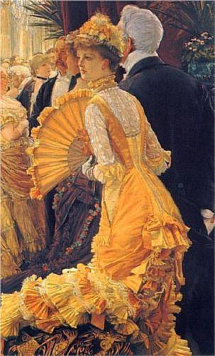 The Ball - James Tissot