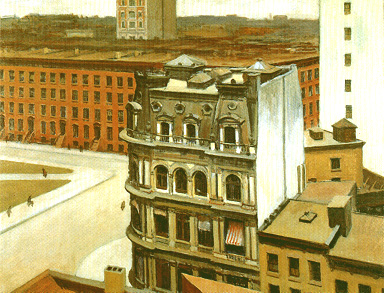 The City - Edward Hopper