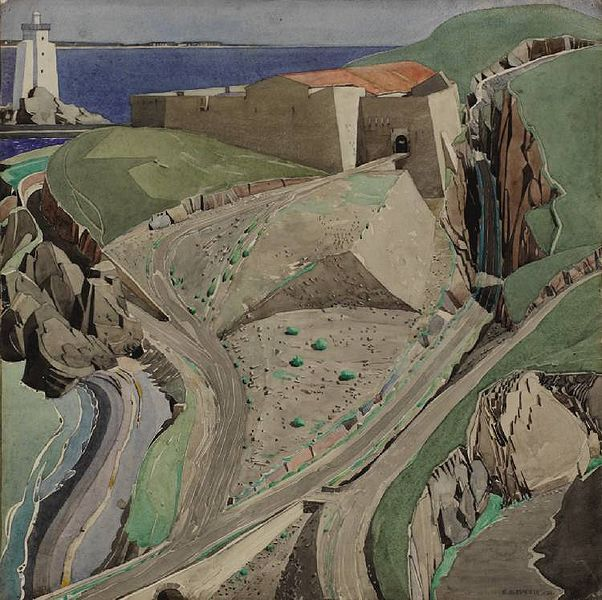 The Fort - Charles Mackintosh