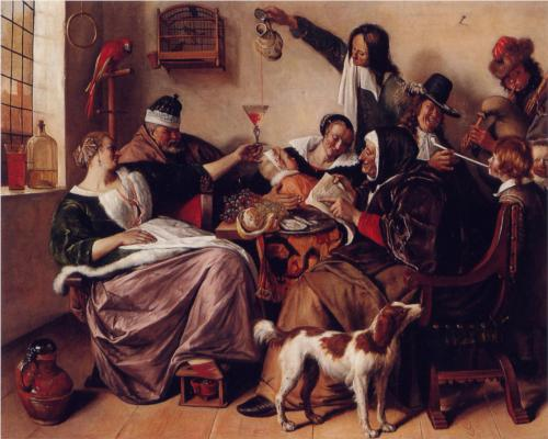 The Way You Hear It - Jan Steen