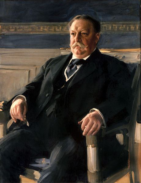 President Theodore Roosevelt - Anders Zorn