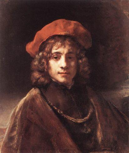 Rembrandt van rijn gallery oil painting reproductions for Biographie de vermeer