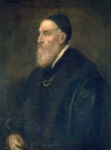 The Tiziano Titian Vecellio Biography