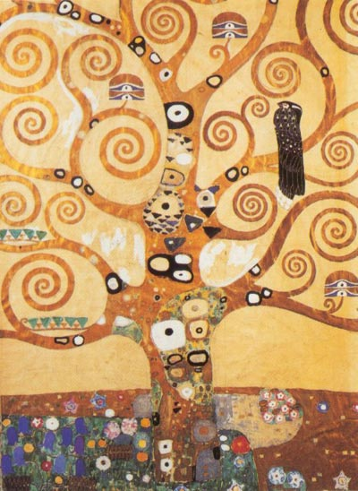 The Tree of Life - Gustav Klimt