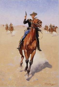 Trooper - Frederic Remington