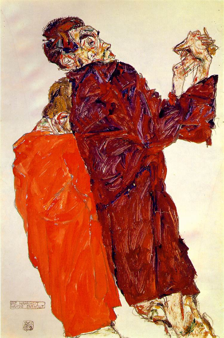 Egon Schiele -Truth Unveiled