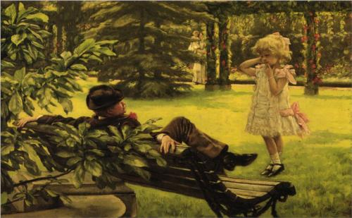 Uncle Fred - James Tissot