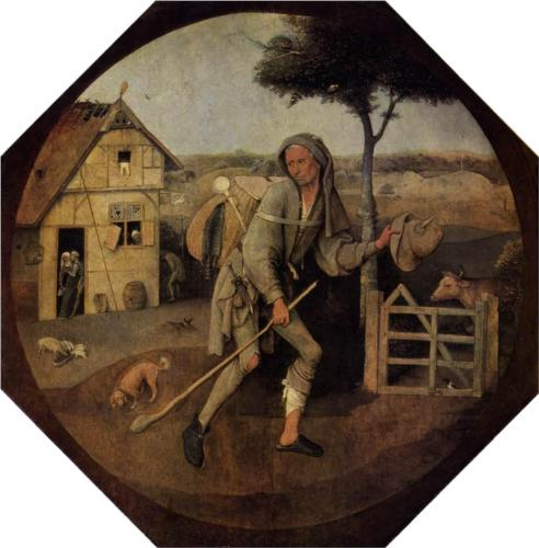 Vagabond (The Prodigal Son) - Hieronymus Bosch