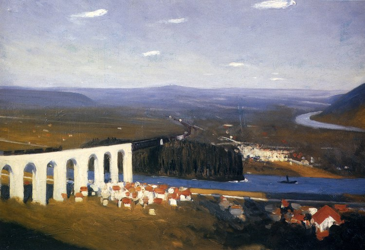 Valley of the Seine - Edward Hopper