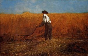 Veteran in a New Field - Winslow Homer