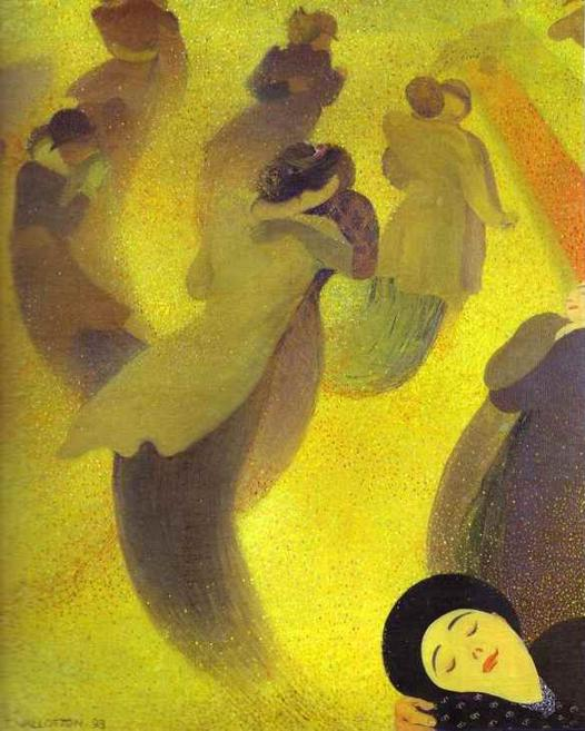 Waltz - Felix Vallotton