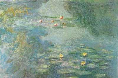 Water Lilies 1908 - Claude Monet