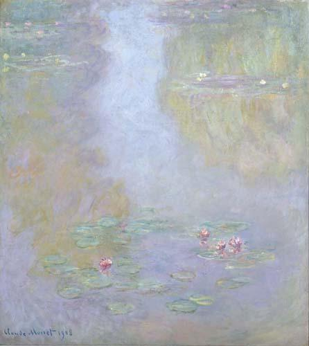 Water Lilies 1908 II - Claude Monet