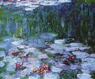 Water Lilies 1914 - Claude Monet