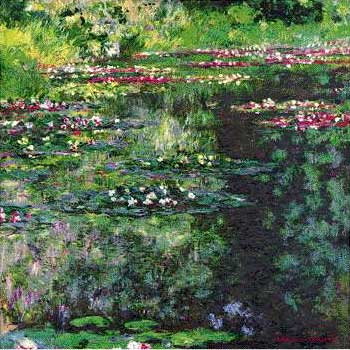 Water Lilies 1914   Claude Monet