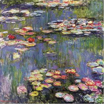 Claude Monet - Water Lilies II 1916