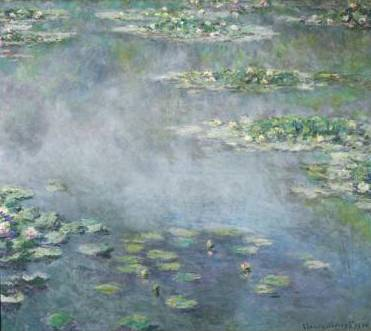 Water Lilies Nympheas 1906 - Claude Monet