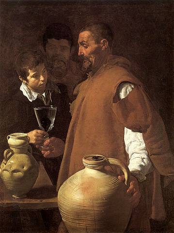 Waterseller of Seville - Diego Velazquez