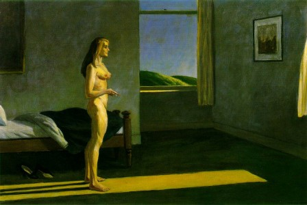 Woman in the Sun - Edward Hopper