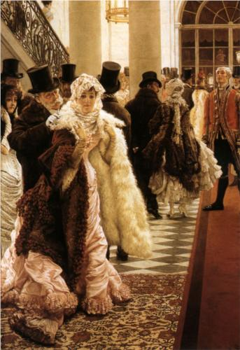 Woman of Fashion - James Tissot