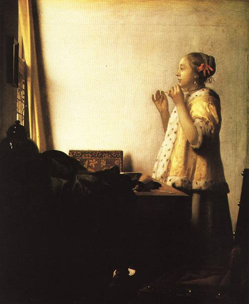 Jan Vermeer van Delft Gallery - Oil Painting Reproductions