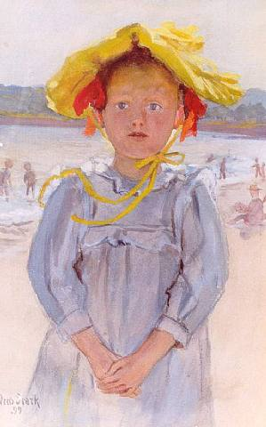 Yellow Bonnet - Otto Stark