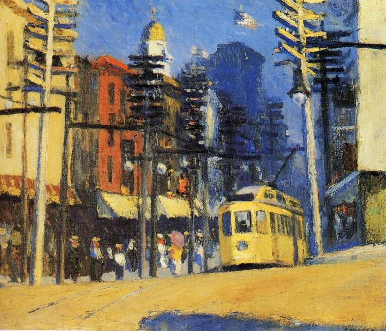 Yonkers - Edward Hopper