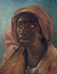 Young Negro Woman - Theodore Gericault