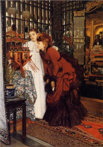 Young Women - James Tissot